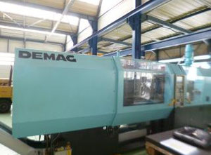 Demag 330T ERGOTECH SYSTEM 3300-840 Spritzgießmaschine