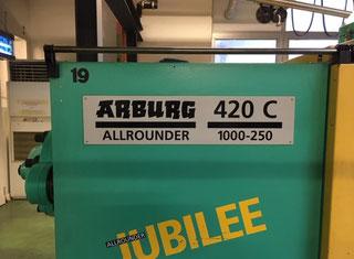 Arburg 100T 420 C 100 - 250 CENTEX P00814025