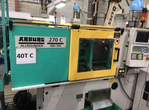 Arburg 40T 270 C 400 - 100 Spritzgießmaschine
