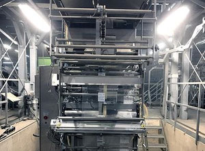 Rovema VPL-400 Bagging machine - Vertical -  Sachet machine