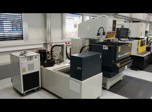 Accutex 500iA Wire cutting edm machine