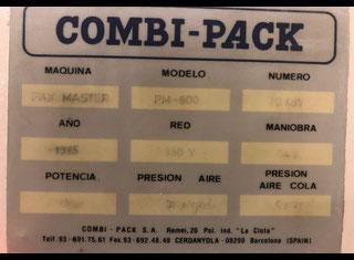 Combi-Pack PM-800 P00814127