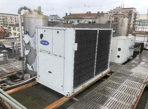 Carrier 30 RA070 Оборудование для охлаждения жидкости