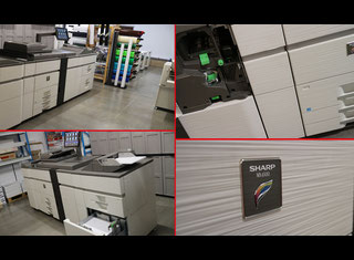 Sharp MX6500 P00814138