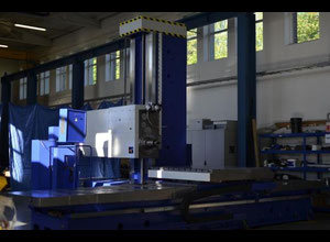 Tos Varnsdorf WHN 13.8 CNC CNC Tischbohrwerk
