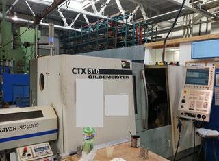 Gildemeister CTX 310 P00817031