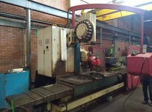Lagun GBM 26 cnc horizontal milling machine with 4th axis