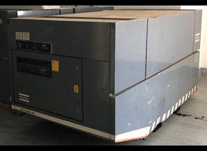 Taşınabilir kompresör ATLAS COPCO ZT 255 - 8