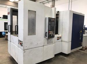 Centro de mecanizado paletizado Mori Seiki NH 4000 DCG