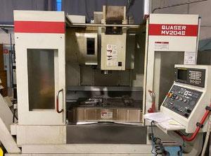 Used Quaser MV204 II Machining center - vertical