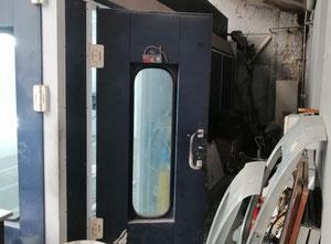 Cabina di verniciatura Italien Saima