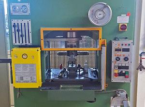 Hydraulic press 40 to EXNER EX40S, Sick light curtain
