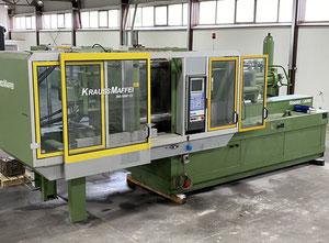 Krauss Maffei KM 300-1000 C2 Spritzgießmaschine