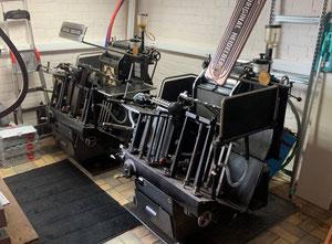 Maszyna poligraficzna Heidelberg T