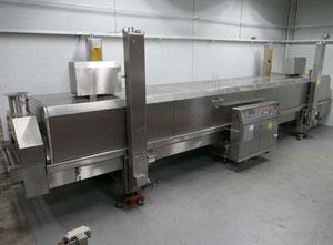 GEA-CFS HLT 10000/1000 Cooking tunnel