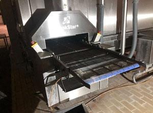 GEA-CFS TURBOCOOK, CKH600/8/100-356 Rotary oven