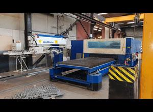 Trumpf TruLaser 3530 - 4 kw laser cutting machine