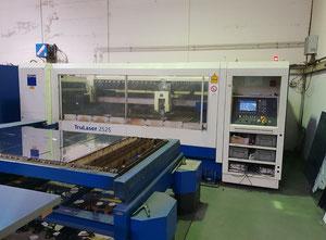 Trumpf TCL 2525 - 3.2 kw laser cutting machine
