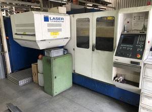 Trumpf TCL 3030 - 2.4 kw laser cutting machine