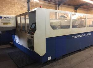 Impianto taglio laser Trumpf TCL 4030 - 3 kw
