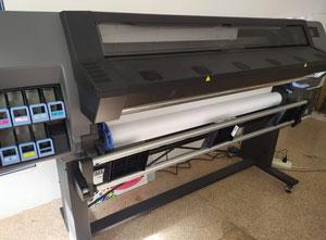 Máquina de serigrafía HP 115 latex