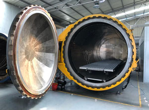 Autoclave Autoclave Industrial oven