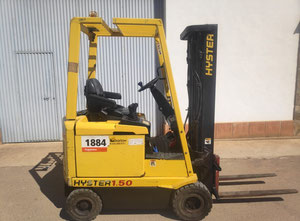 Hyster 1.50 Electric Forklift