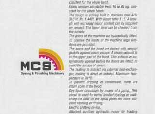 MCS Maxi Jigger 3400 P00820032