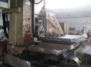 Aléseuse à montant fixe CNC Boverk Union 130/CNC