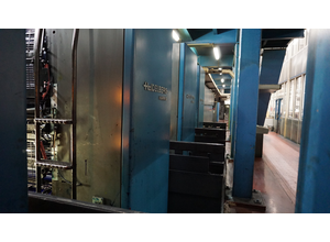 Harris M600 Web continuous printing press