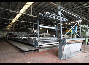 Stampante tessile Reggiani Flat Bed 280 rotativa
