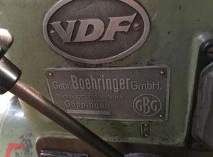 Vdf Boehringer VDF lathe - others