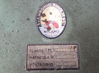 Virgino Rimoldi TMF RN160AV P00820082