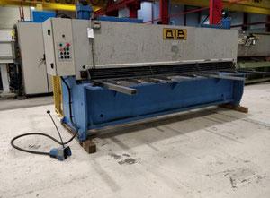 MIB 3100x6 hydraulic shear
