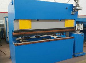 Ajial 2 × 50 tn Abkantpresse CNC/NC