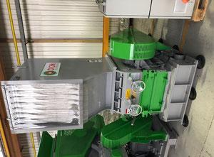 Dgm Environmental Technologies DGH500/600 Машина для измельчения пластика