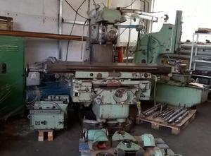 TOS FA 5AU universal milling machine