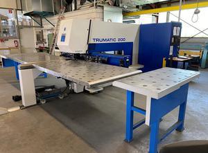Trumpf Trumatic TC 200 R CNC-Stanzmaschine