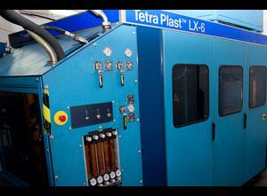 Kunststoff-Blasformmaschine TETRAPAK LX-6