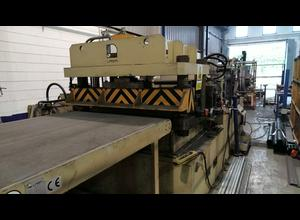 LASA CTM-1250-3000 Kombinationsstanz- und Schneidemaschine