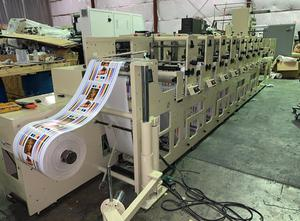 """Mark Andy 2200 13 """"Etikettendruckmaschine"""