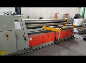 Sahinler HRC 4R HMD 3500 x 275 4 rolls plate rolling machine