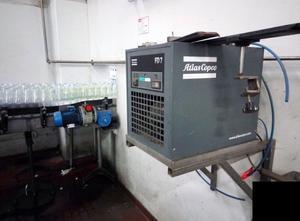 Compresor de tornillo lubricante Atlas Copco SF4