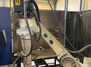 Svařovací robot ABB a svařovací stroj ESAB