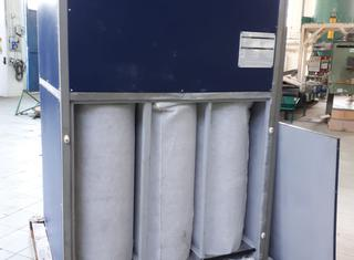 MADE IN ITALY SCRUBBER  (AIR VACUUM AND TREATMENT SYSTEM) P00828005
