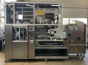 Línea completa de producción de pan König Eco Twin 800