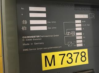 DMG GMX 200 LINEAR P00831016