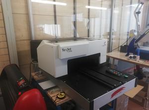 Rotasyon baskı makinesi Poly Print Tex Jet Echo