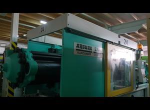 Enjeksiyon kalıplama makinesi Arburg 570C-2200-1300