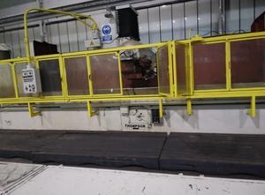 Szlifierka do płaszczyzn Thompson 3500 mm x  2000 mm